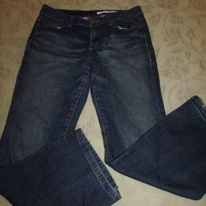 DKNY SOHO Bootcut Jeans size 8 S
